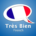 Learn French – Très Bien logo