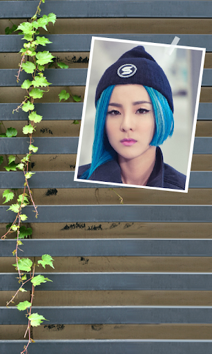 2NE1 Dara Live Wallpaper 03