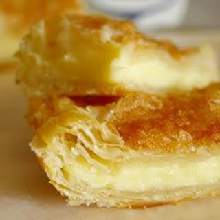 Cream Cheese Pastry Squares.