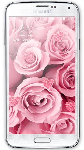 Roses Love HD Live Wallpaper