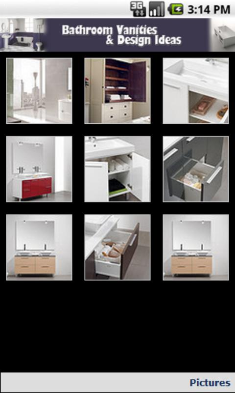 Bathroom Vanities & Design- screenshot