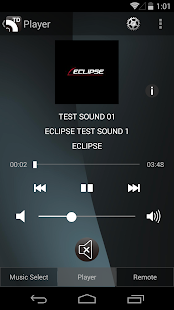 ECLIPSE TD Remote for Android- screenshot thumbnail