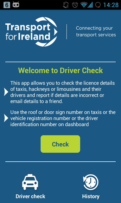 Driver Check - screenshot