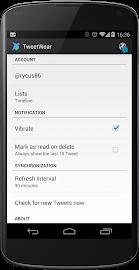 TweetWear Screenshot 7