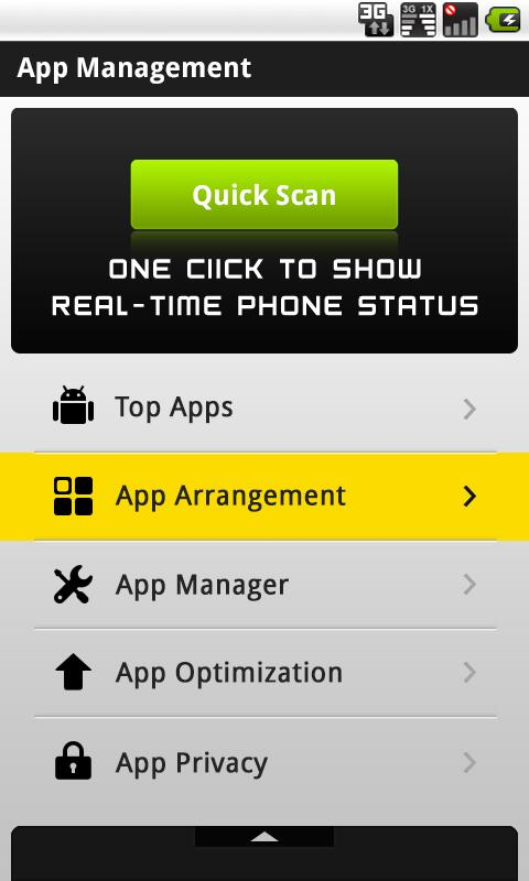 Easy App Lock - Manager - screenshot