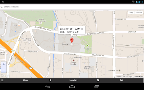 GPS Coordinates Finder - screenshot thumbnail
