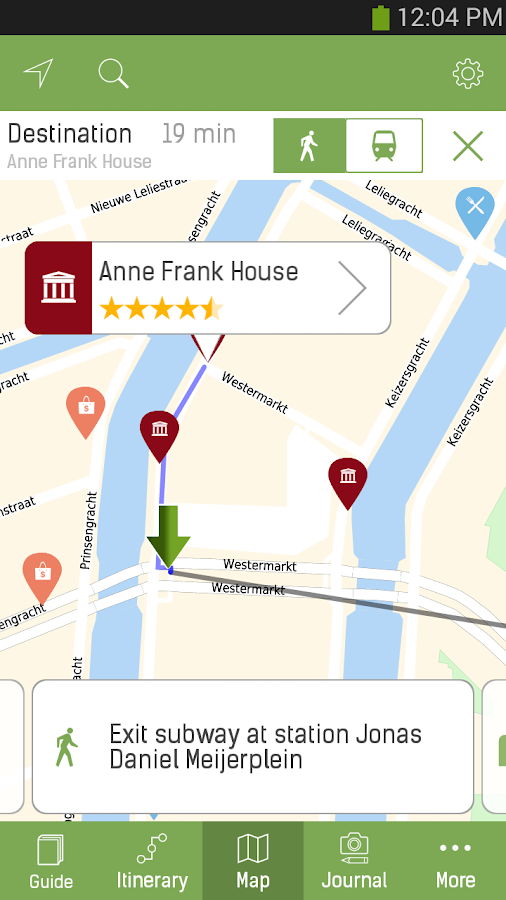 Amsterdam Travel Guide – mTrip- screenshot