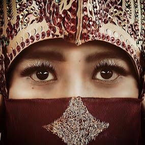 Eyes by Taufik Nur Hidayat - People Fashion