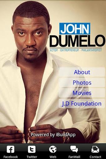 John Dumelo