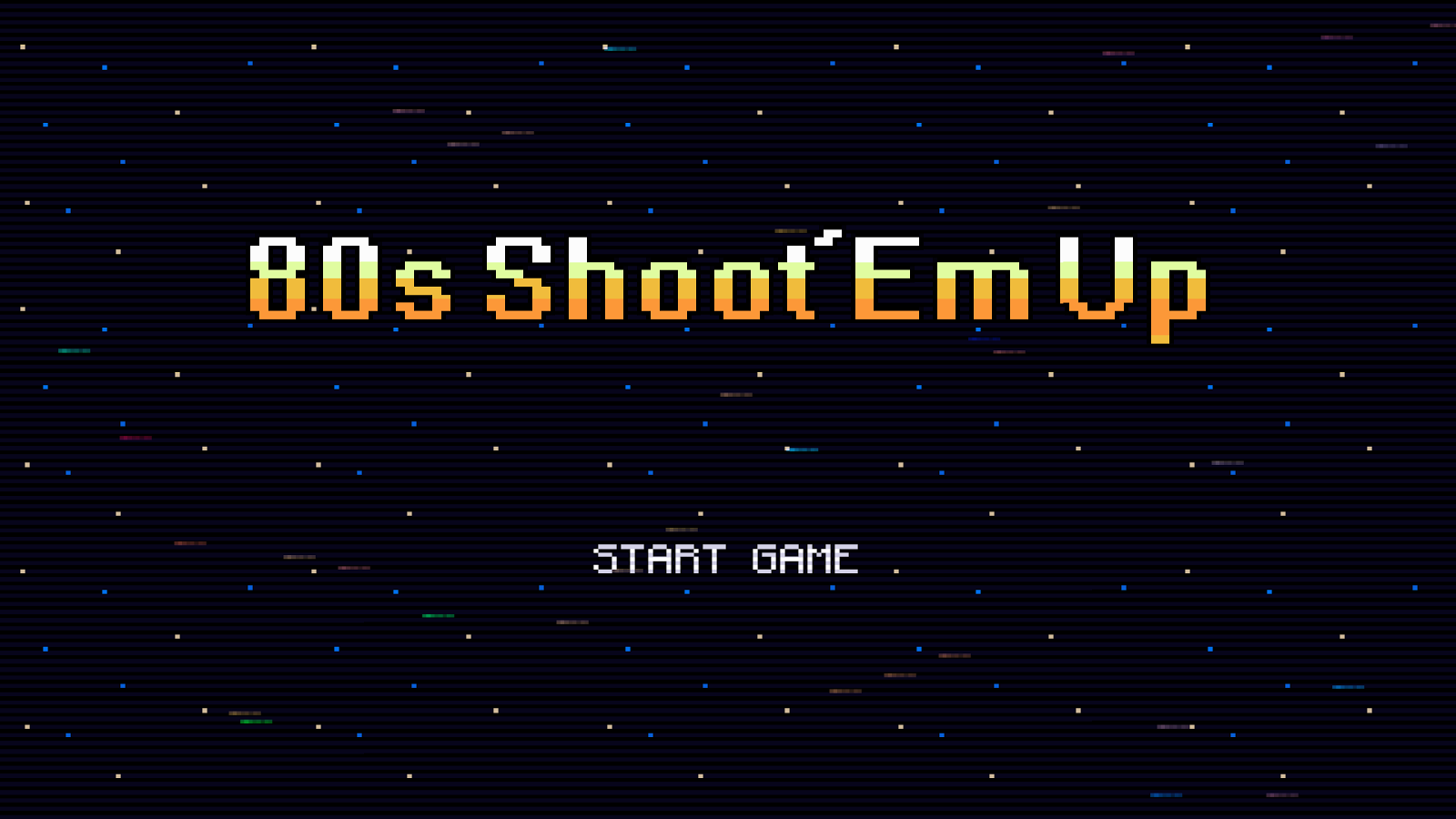 Bitcoin 80s Space Shooter- screenshot