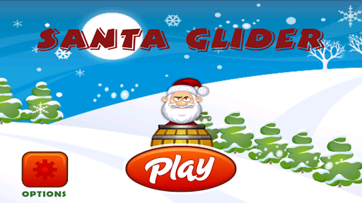 圣诞老人滑翔机