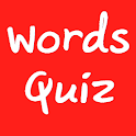 Words Quiz (ฝึกคำศัพท์อังกฤษ)