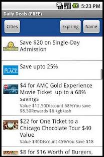 Daily Deals (FREE)- screenshot thumbnail