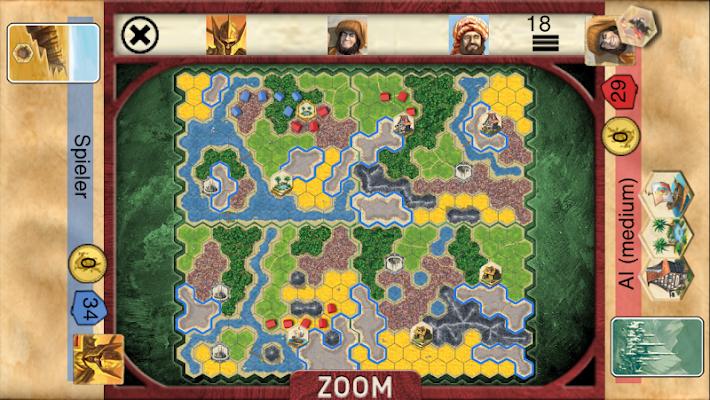 Kingdom Builder - screenshot