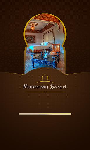 Moroccan Bazart