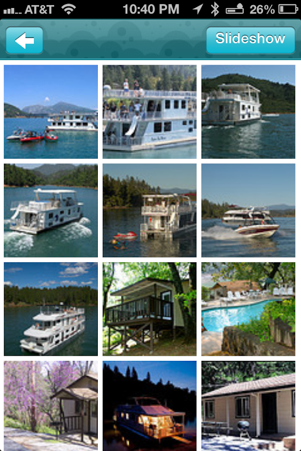 Shasta Lake- screenshot