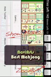 Mahjong Free Lite- screenshot thumbnail
