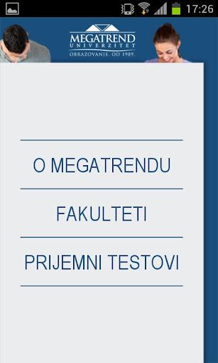 Megatrend Exam