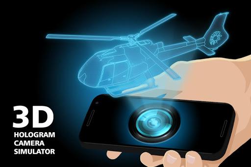 3D全息攝像頭模擬器