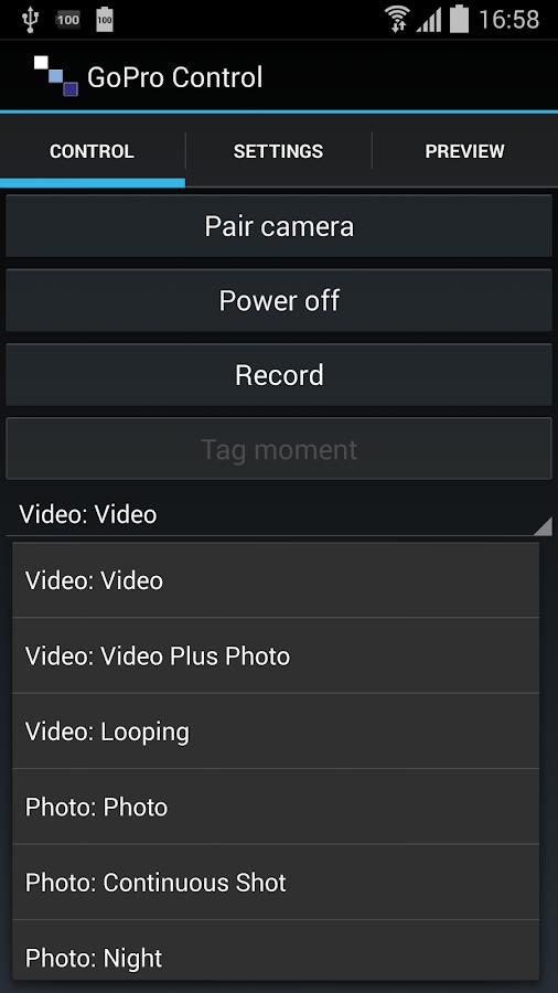 Camera Control - GoPro Hero 4 APK Cracked Free Download   Cracked