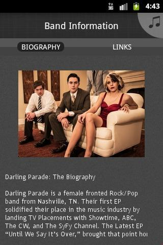 Darling Parade - screenshot
