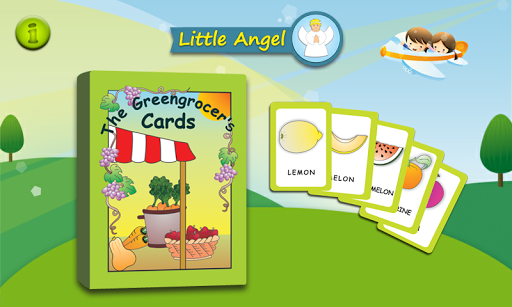 Flashcards Greengrocer's