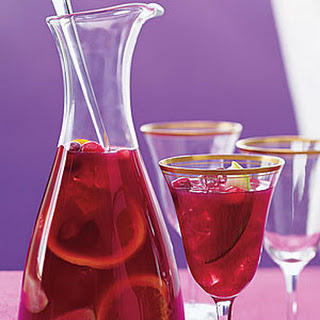 Cranberry Juice Sangria