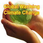 Global Warming Climate Change icon