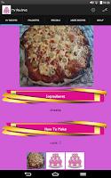Screenshot of My Recipes