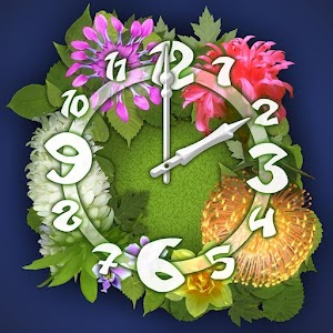 flower-parade-clock