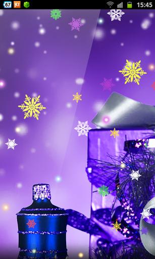 Pocket Christmas Snow New Year