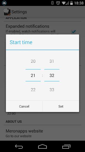 玩免費生產應用APP|下載SmartWatch2 Notifier PRO app不用錢|硬是要APP