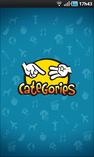 The Categories Game Free