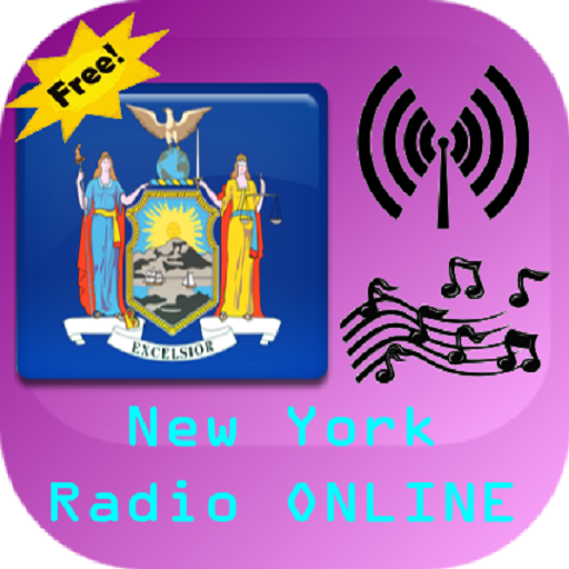 【免費音樂App】New York Radio-APP點子