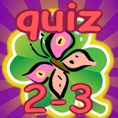 2-3 y.o.'s quiz Free