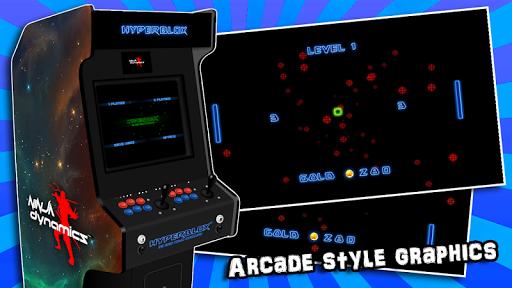 HyperBloX: Pong Arcade Remix