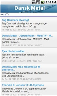 Dansk Metal - screenshot thumbnail