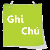 Ghi Chú