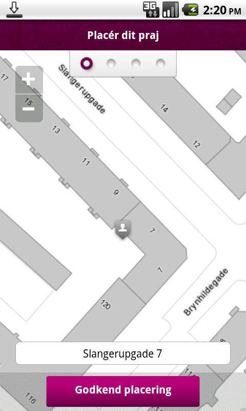 Giv et praj - KBH Kommune- screenshot