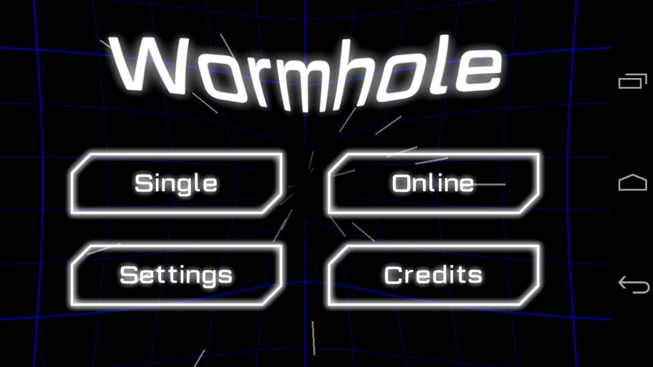 Wormhole - screenshot
