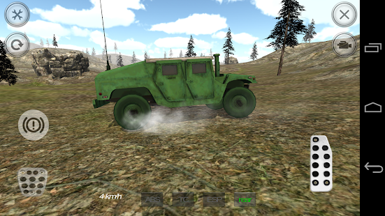 Army Truck Driving Simulator