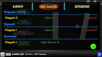 Screenshot of Pingy Pong (Ping Pong Classic)
