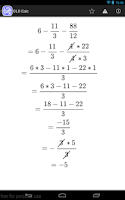 Screenshot of DLD Calc - Math Calculator