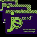 Je Card logo