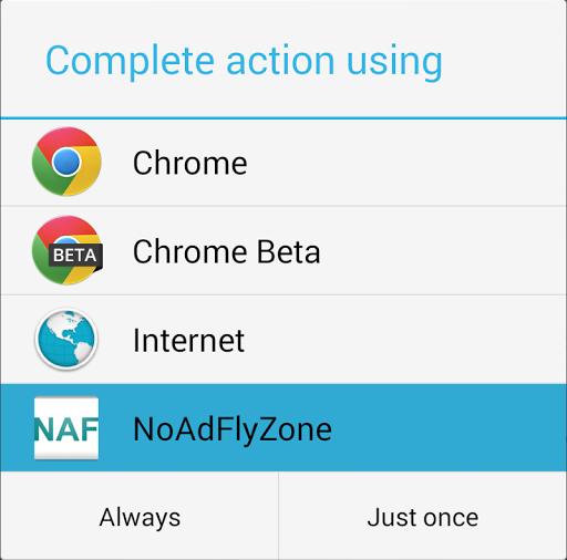 NoAdFlyZone