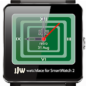 JJW Retro Watchface 5 for SW2