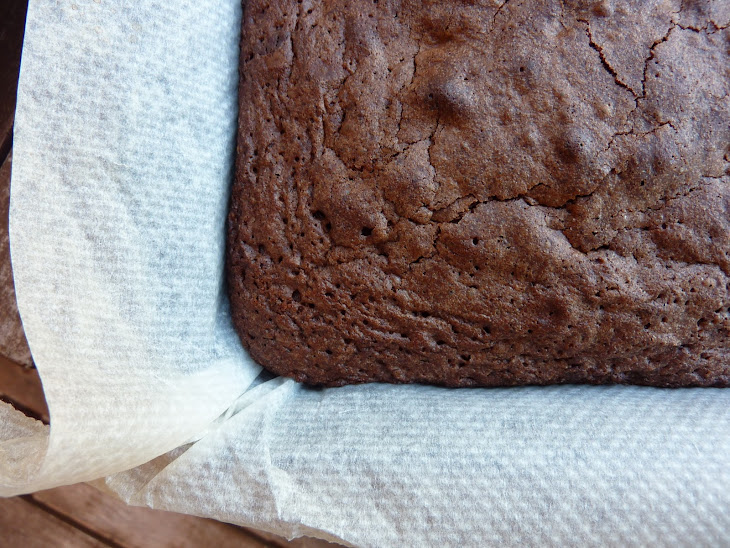 Walnut and Maple Syrup Brownies Recipe