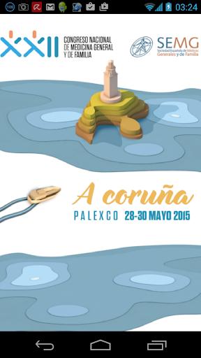 SEMG Congreso A Coruña 2015