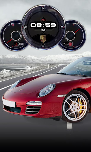 Porsche Targa S911 Auto HD LWP