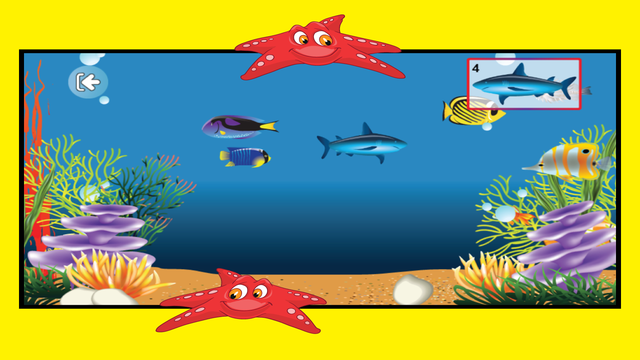 Tap fish game for kids free android apps on google play for Fishing game android